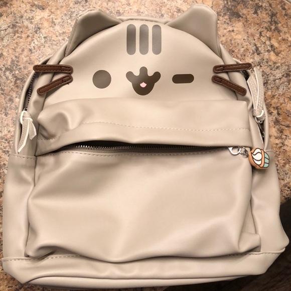 pusheen Bags   Mini Backpack   Poshmark aa3c3b012e